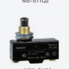 MS-5 series microswitch