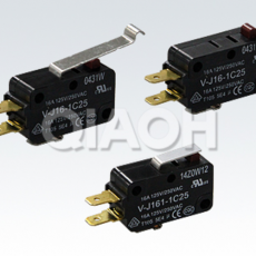 V-J01 light intensity small basic switch