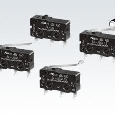 KW11 (SL-J) miniature micro switch