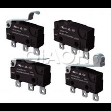 SSJW-P flux resistant miniature micro switch